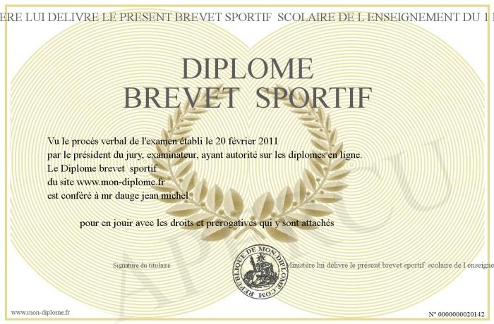 Résultat brevet 2012: la valeur du sport dans l'obtention du diplôme discutée