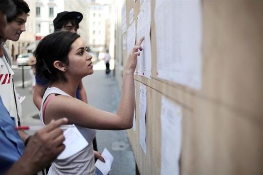 Résultat bac 2012 Aix-Marseille